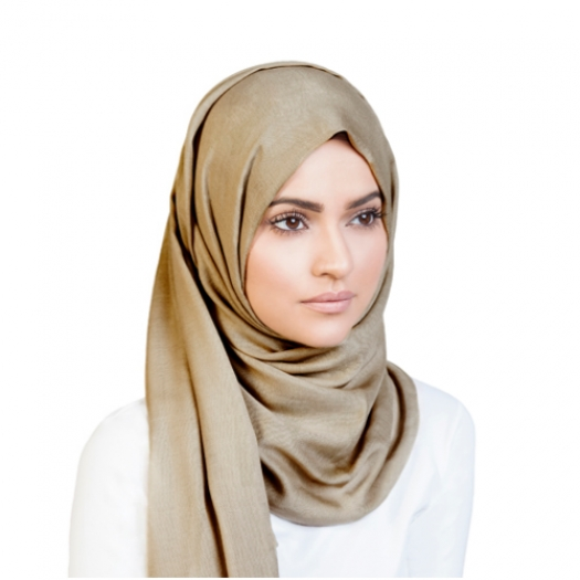 MINK LIGHT MODAL HIJAB